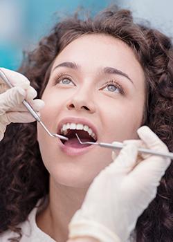 Checking Oral Health
