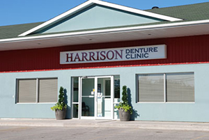 harrison-denture-clinic-building